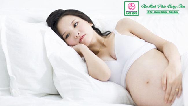 Bệnh thường gặp khi mang bầu - khám thai tại Vinh