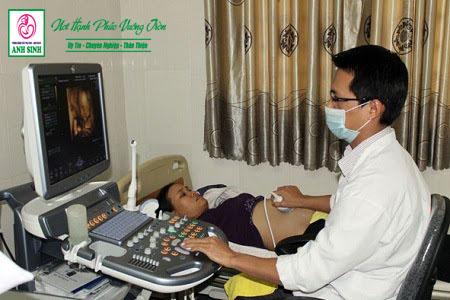 Siêu âm thai 4D  tại Nghệ An