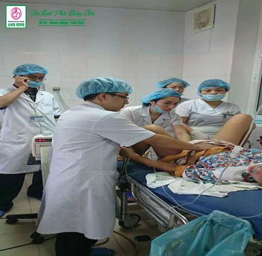 Phòng khám sản khoa tại Nghệ An