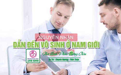 Điều trị vô sinh nam tại Nghệ An