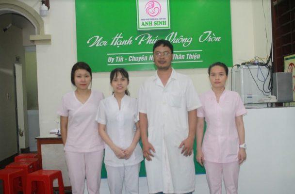Điều trị vô sinh nam tại Vinh