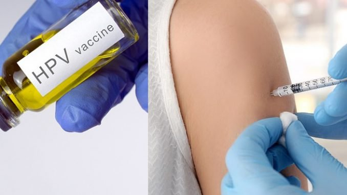 Tiêm vacxin ngừa HPV tại Vinh